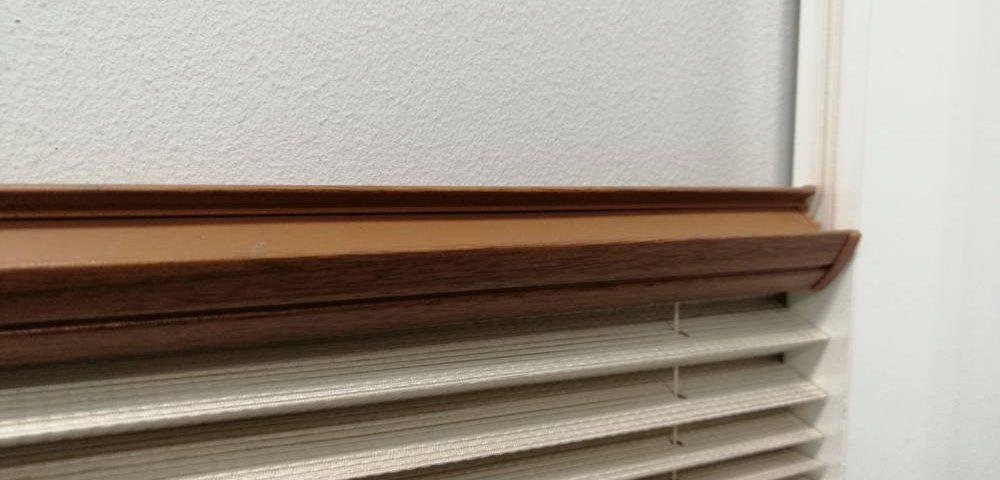 Jaki materiał na rolety plisowane